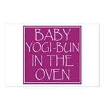 Yogi-Bun in Oven Postcards (Package of 8)