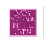 Yogi-Bun in Oven Small Poster
