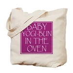 Yogi-Bun in Oven Tote Bag