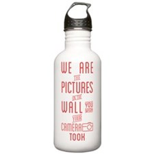 Pictures on the Wall-V Water Bottle