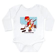 Hockey Boy 12T Body Suit