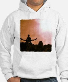 Top of the Mountain Yoga Hoodie