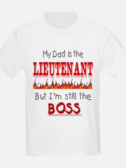Dad is LIEUTENANT T-Shirt