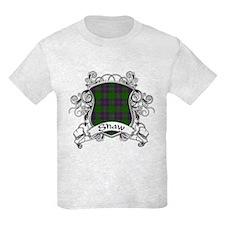 Shaw Tartan Shield T-Shirt