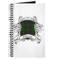 Shaw Tartan Shield Journal