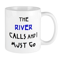 river calls Mug