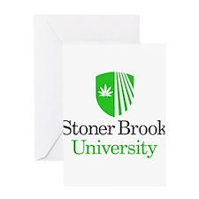 Stoner Brook better Greeting Cards