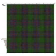 Shaw Tartan Shower Curtain
