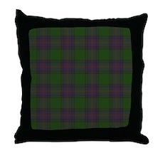 Shaw Tartan Throw Pillow