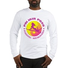 Palikir Pass (surf) Long Sleeve T-Shirt