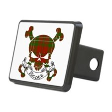 Scott Tartan Skull Hitch Cover
