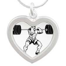 Weight Lifting Necklaces