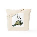 Fishing 2 Tote Bag