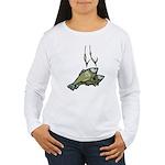 Fishing 2 Women's Long Sleeve T-Shirt