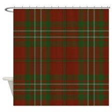 Scott Tartan Shower Curtain