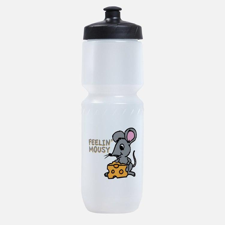 Feelin Mousy Sports Bottle