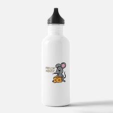 Feelin Mousy Water Bottle