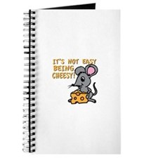 Easy Being Cheesy Journal