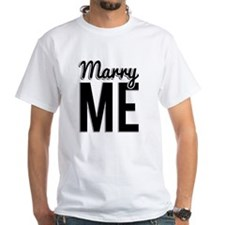 Marry Me Marriage Proposal Shirt