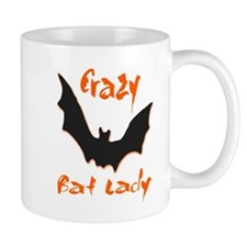 Crazy Bat Lady Mugs