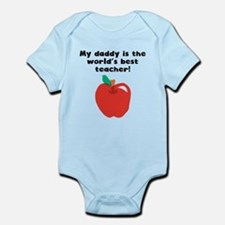 My Daddy Is The Words Best Teacher Body Suit