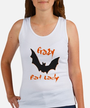 Crazy Bat Lady Tank Top