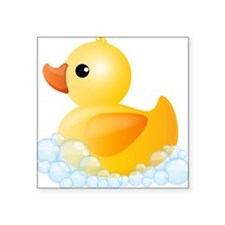 Rubber Duck Sticker