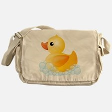 Rubber Duck Messenger Bag