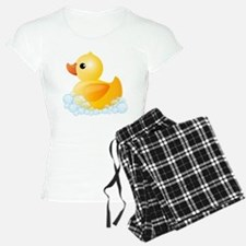 Rubber Duck Pajamas