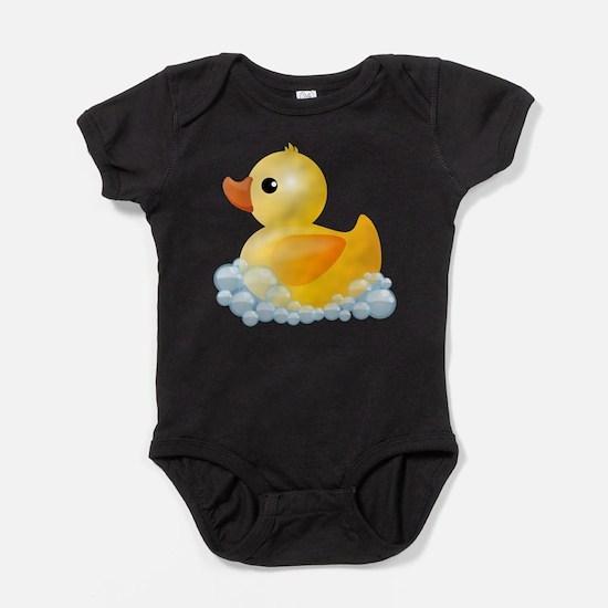 Rubber Duck Baby Bodysuit