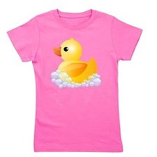 Rubber Duck Girl's Tee