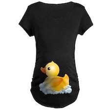 Rubber Duck Maternity T-Shirt