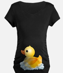 Rubber Duck Maternity T-Shirt