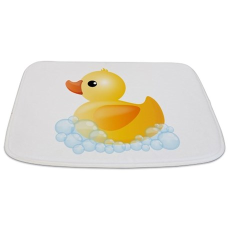 Rubber Duck Bathmat