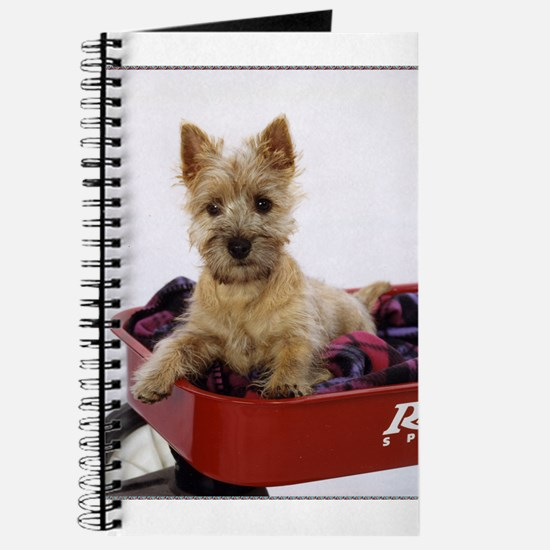 Baby Cairn Terrier Journal