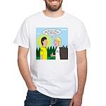 Tick Pet White T-Shirt