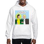 Tick Pet Hooded Sweatshirt