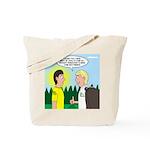 Tick Pet Tote Bag