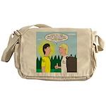 Tick Pet Messenger Bag