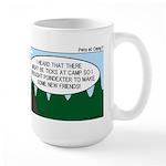Tick Pet Large Mug