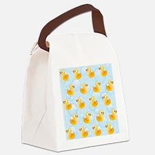 Little Ducks Canvas Lunch Bag