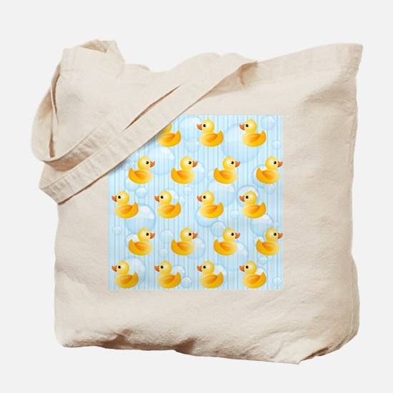 Little Ducks Tote Bag