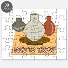 Love To Throw Puzzle