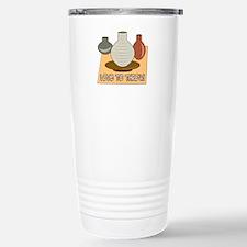 Love To Throw Travel Mug