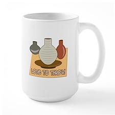 Love To Throw Mugs