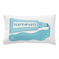 Sparkle Toothpaste Pillow Case
