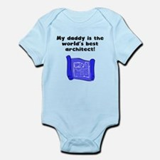 My Daddy Is The Words Best Architect Body Suit