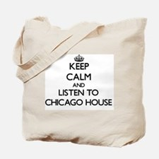 Cool House music Tote Bag
