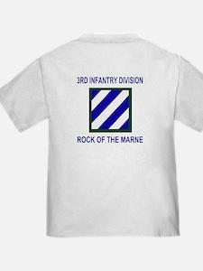 3rd Infantry Division <BR>Toddler Shirt