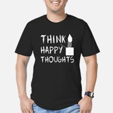 Think Happy Thoughts T